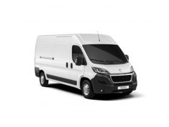 Peugeot BOXER na operativní leasing