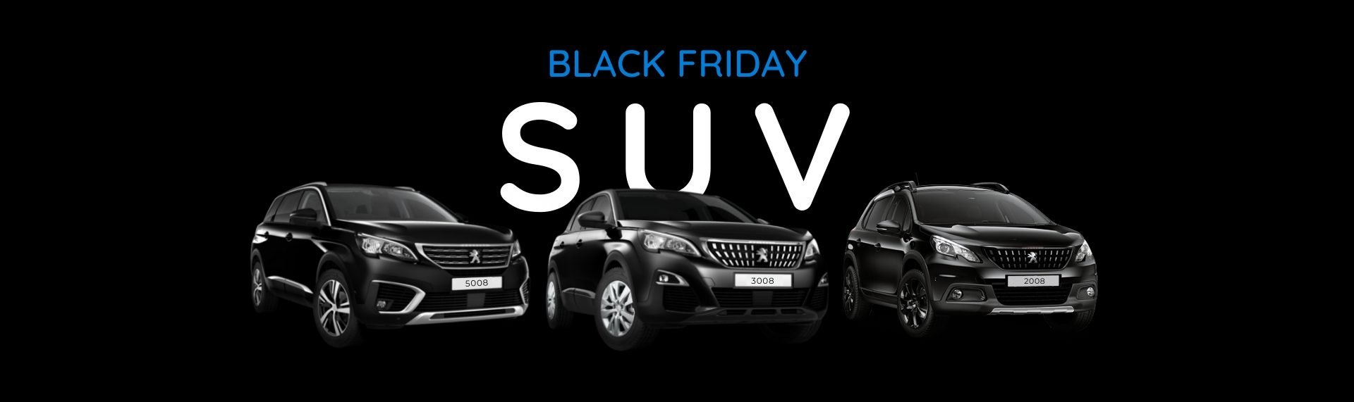 SUV Black Friday