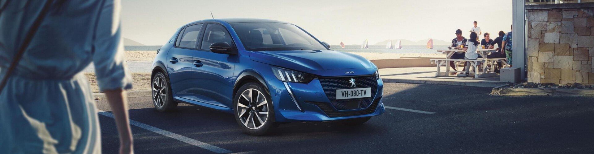 Nový Peugeot 208: Futuristic & Young