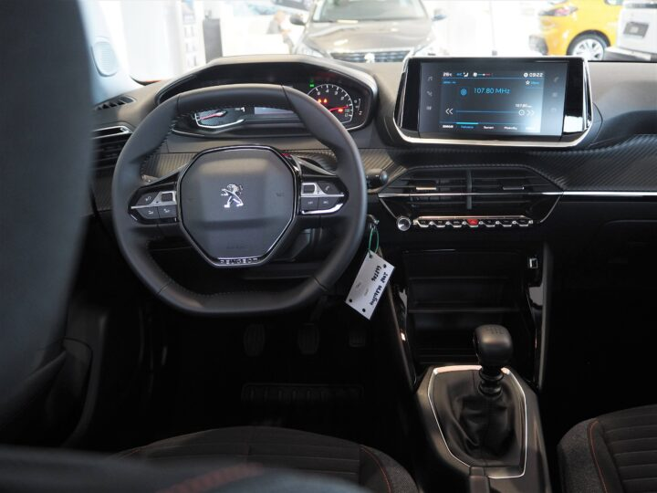 Peugeot 2008 ACTIVE interiré