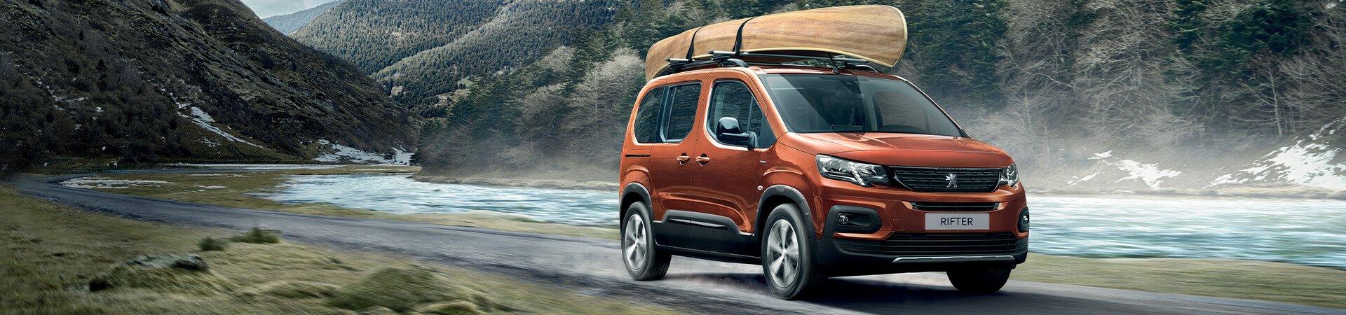 Peugeot Rifter se 7letou zárukou
