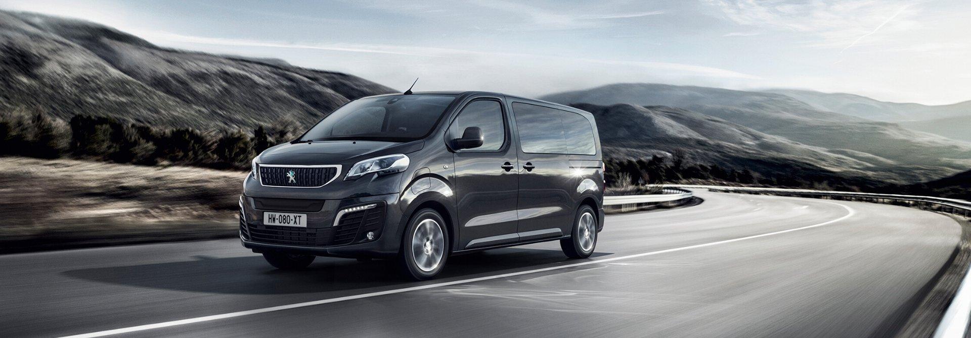 Peugeot Traveller opět v nabídce