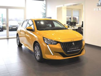 PEUGEOT 208 ACTIVE PACK 1.2 100k MAN6