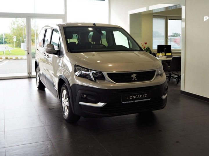 Peugeot Rifter Long Active