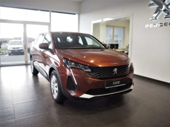PEUGEOT 5008 ACTIVE PACK 1.2 130k MAN6