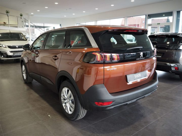 Peugeot 5008 Active Pack