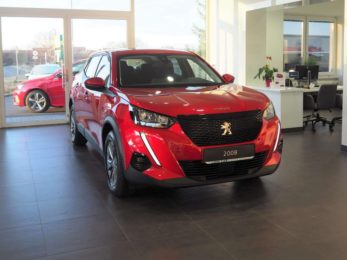 PEUGEOT 2008 ACTIVE PACK 1.2 100k MAN6
