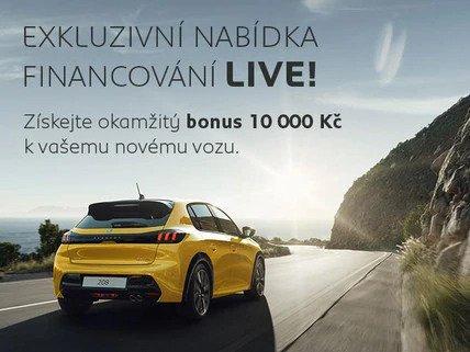 Financování LIVE!