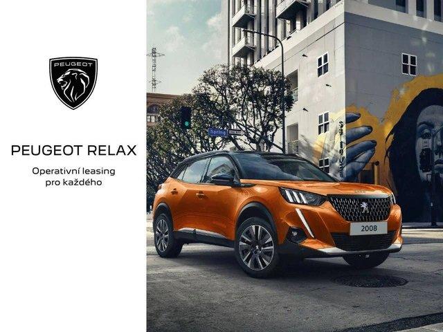 Peugeot Relax Operativní leasing